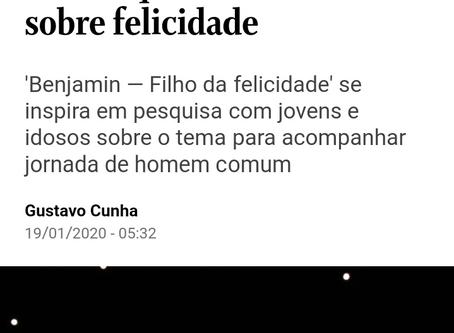 Benjamim na imprensa carioca