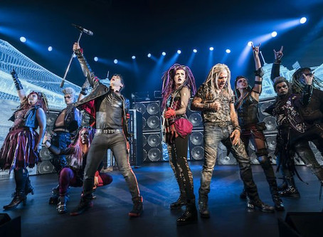 """Killer Queen Musical Moments In """"We Will Rock You"""""""