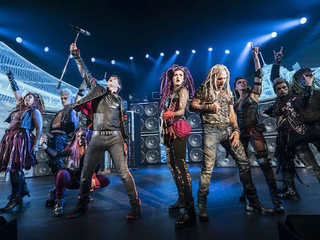 "Killer Queen Musical Moments In ""We Will Rock You"""