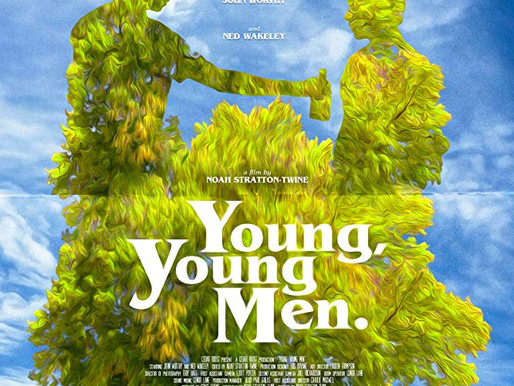 Young, Young Men short film review