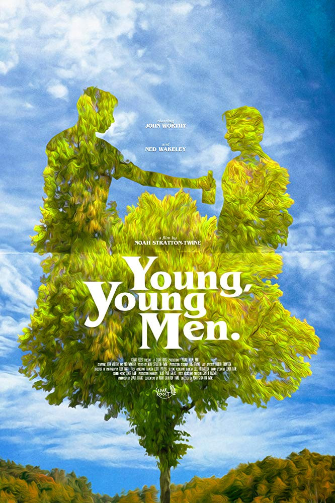 Young, Young Men Movie Poster