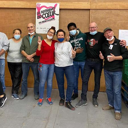 Lille Saint Bernard : Début de la campagne d'hiver dans la bonne humeur !