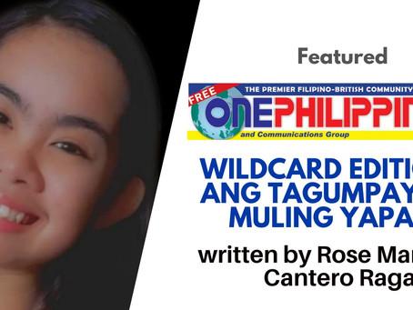 WILDCARD EDITION: Ang Tagumpay Sa Muling YAPAK