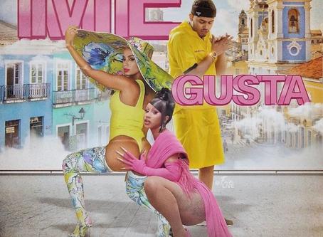 """""""Me Gusta"""" el nuevo sencillo de Anitta ft. Cardi B y Myke Towers🎶🔥"""