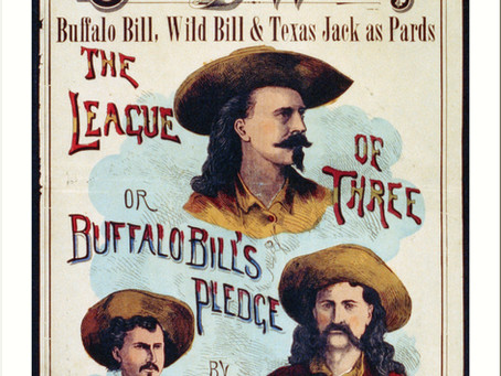 The League of Three; or, Buffalo Bill's Pledge