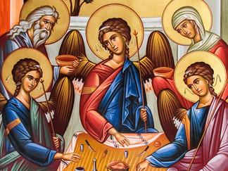 Inside the Domestic Church Part 4: Trinity