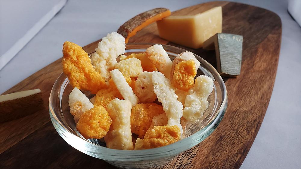 Keto Cheese Puff recipe