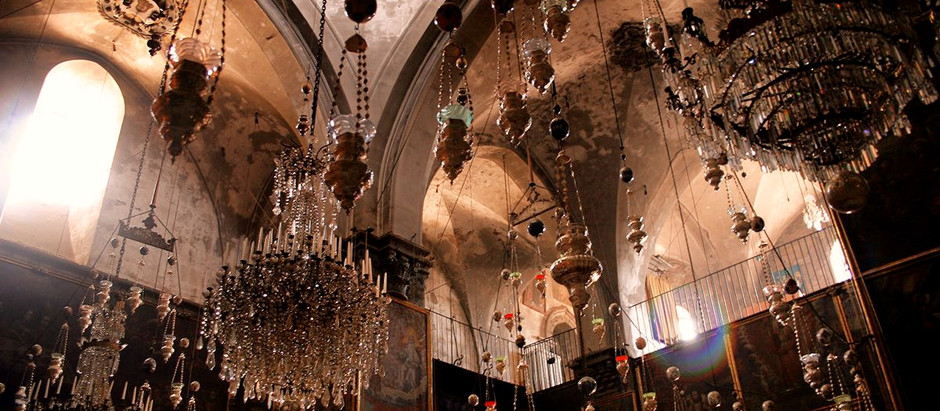 What do Church Chandeliers Symbolize?