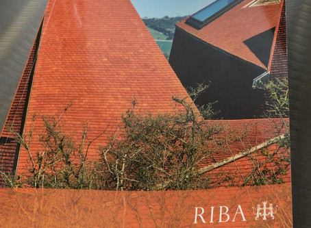 Proud to be Mentioned in the RIBA Residential Magazine 2018 Edition