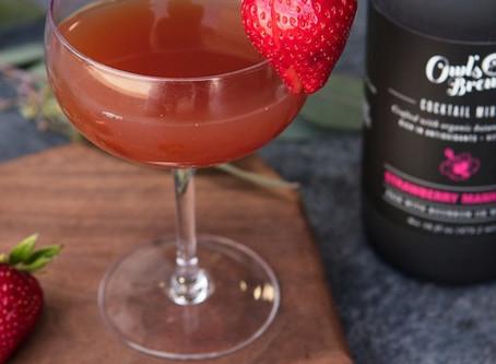 Mix It Up: Strawberry Manhattan 6 Ways