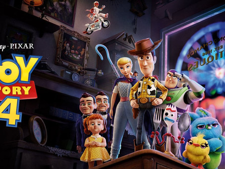 Review: Toy Story 4.