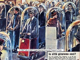 Is This a 1962 Travel Vision of Life in 2022? What you need to know...