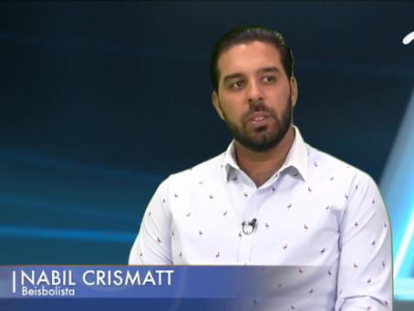 Nabil Crismatt cambiará de equipo para la siguiente temporada