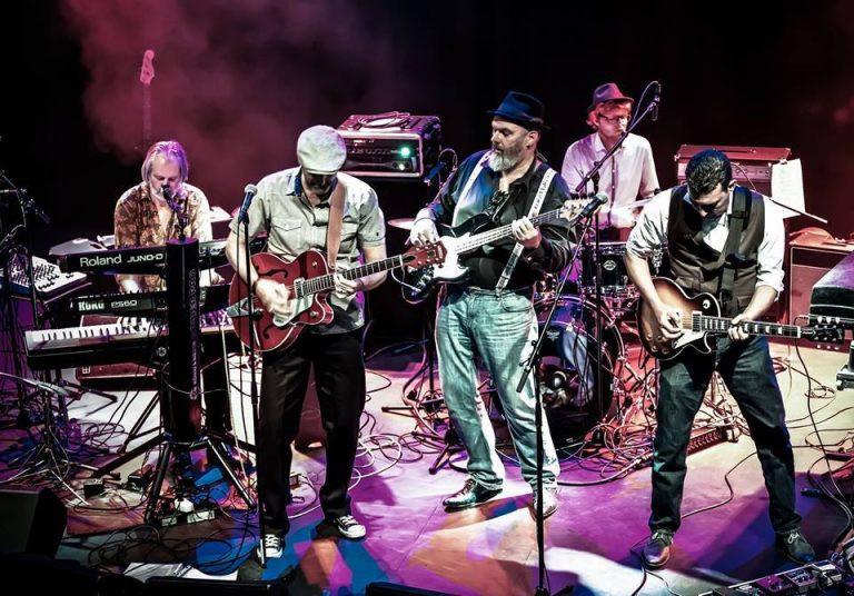 OD Rock 'n Bluesband, ervaren rotten