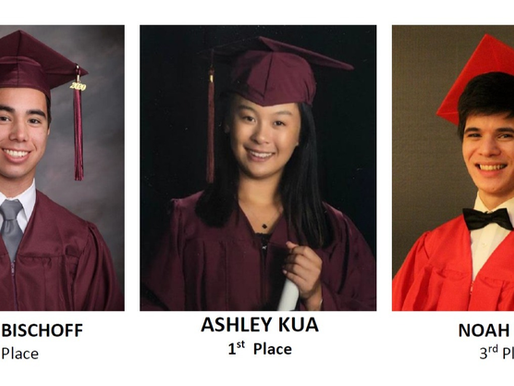 Meet our 2020 JRSAA Scholars!