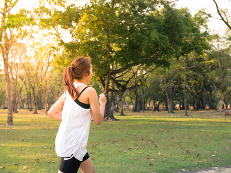 Para iniciar a correr, colocar um shorts e tênis é o suficiente?