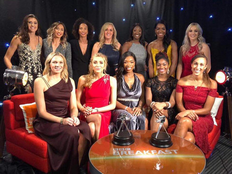 Vitality Roses do the double at Sports Personality of the Year