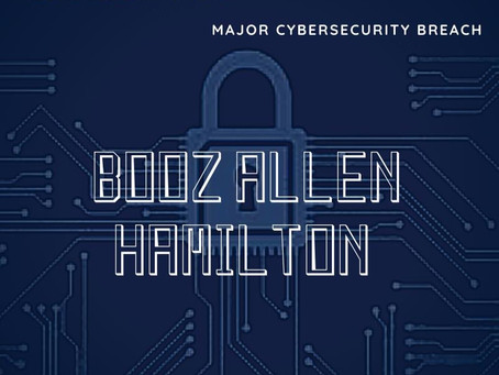 "Technology Firm ""Booz Allen Hamilton"" Expose Unprotected Government Passwords Online"