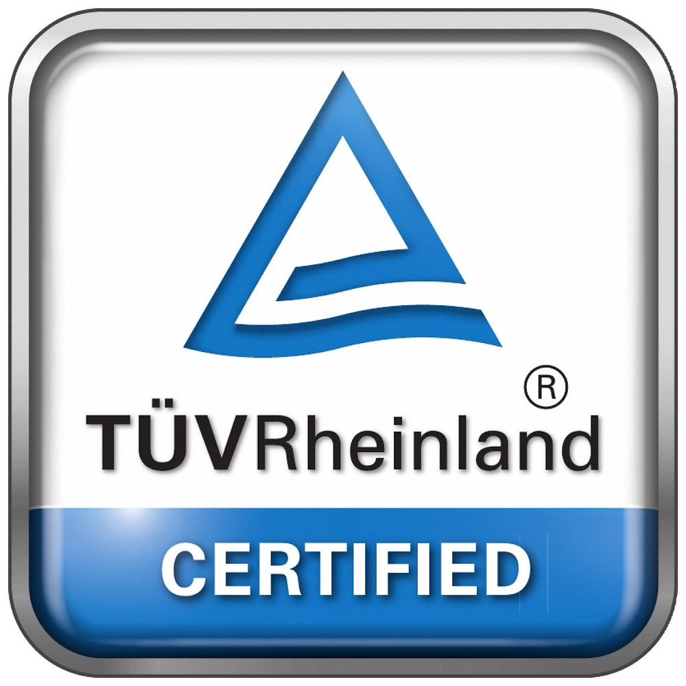 Display gets certified by TUV Rheinland