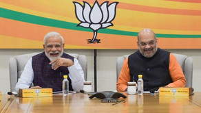 BJP releases list of 184 candidates for upcoming Lok Sabha Elections