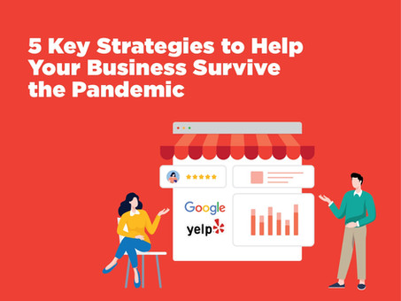 Marketing & Beyond: 5 Essential Strategies to Ensure Your Small Business Survives the Pandemic