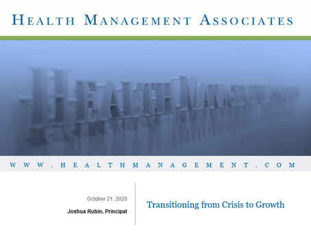 1-Keynote - Transitioning from Crisis to Growth