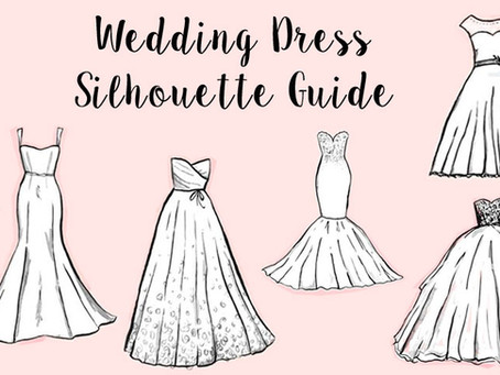 Wedding dress wanted: which one is more suitable for you?