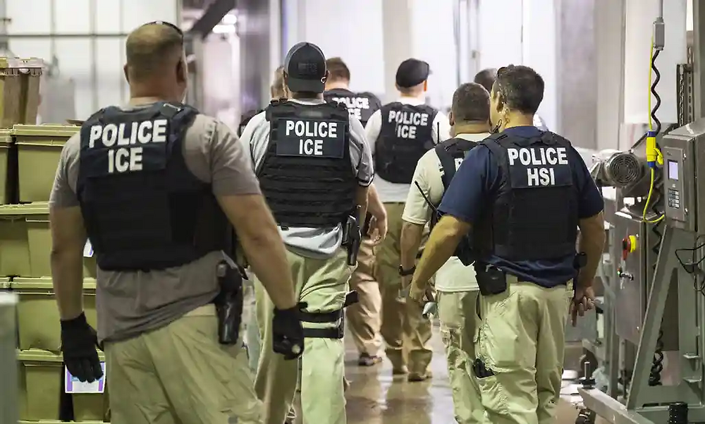 Police ICE using utility bills to find undocumented citizens.