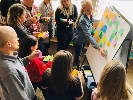 High Desert ESD (Bend, OR):  Creating a Community of Innovators