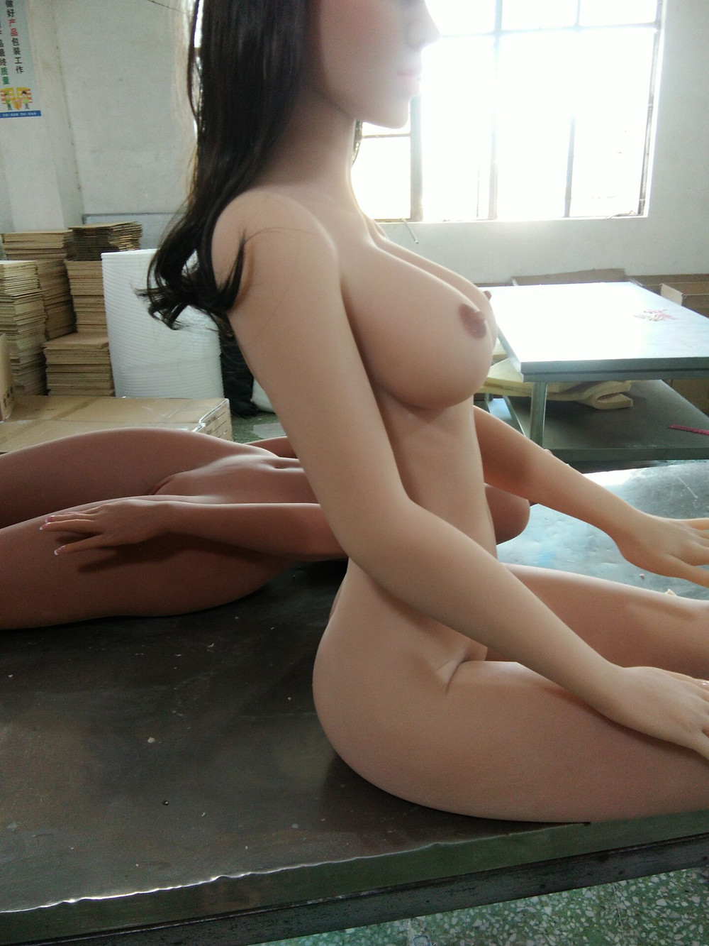 WM Doll 273 head factory