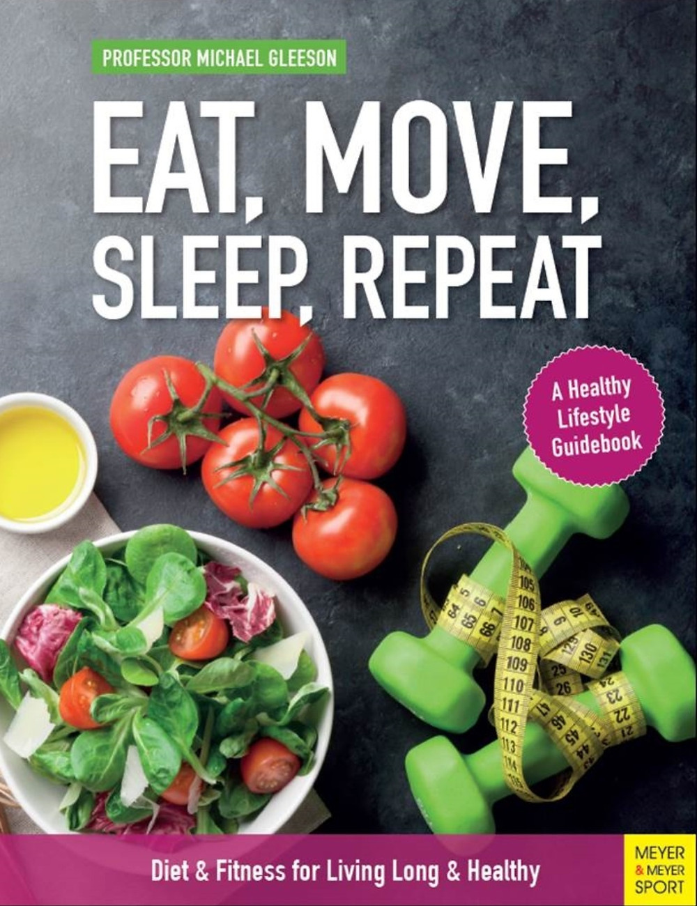 Eat, nove, sleep repeat by Mike Gleeson