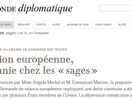 Union européenne, zizanie chez les « sages »
