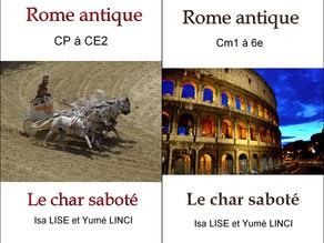 """Tirage au sort pour un kit """"Rome antique"""" !"""