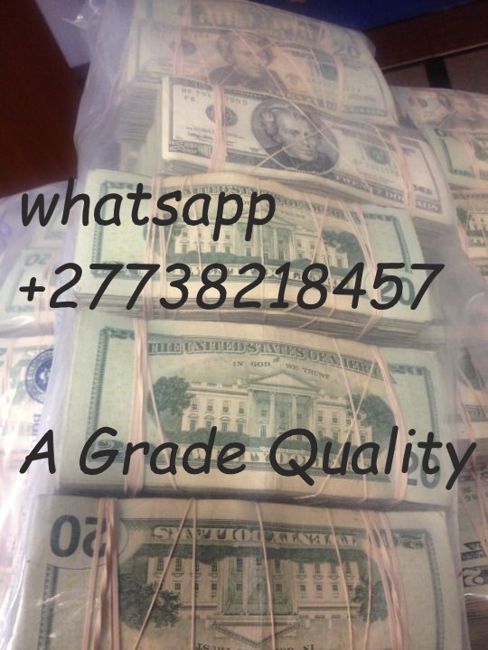 !! ONLY IF YOU ARE 100% SERIOUS !!! SERIOUS INQUIRIES ONLY, I REPEAT SERIOUS ONLY !!!    We use latest technology to produce our notes+27738218457 so that it looks 100% identical to the real note. This thus implies all security feutures present in the real notes are present in the note we make. Our team is made up of Quality IT techinicians from Morocco, US, Russia, India, Korea and China etc We offer high quality counterfeit NOTES for all currencies. +27738218457 - All security features available - Free shipping - Our bills/notes bypass everything, counterfeit pens and machines. - Can be used in banks but can be used else where same like normal money - We have the best HOLOGRAMS AND DUPLICATING MACHINES - UV: YES