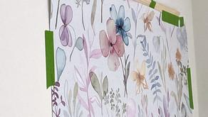 One Room Challenge: Week 3 - Modern Whimsical Nursery Makeover
