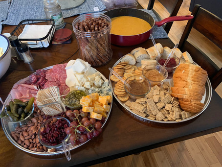 What makes a perfect charcuterie board?