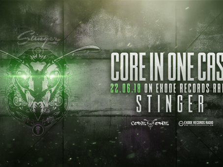 Tonight on Exode Records Radio [Core In One Show]