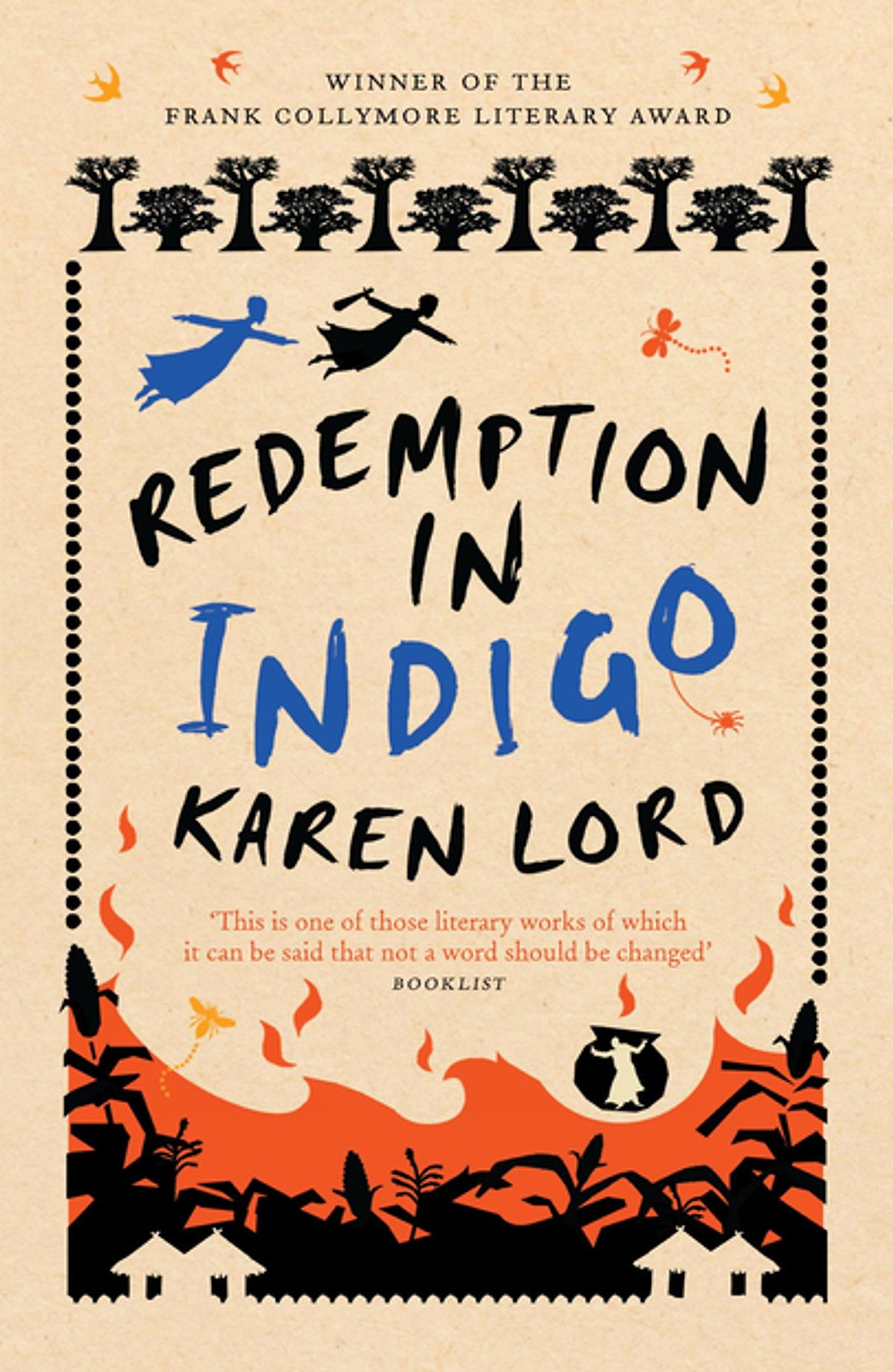 Redemption in Indigo by Karen Lord : the book slut book reviews