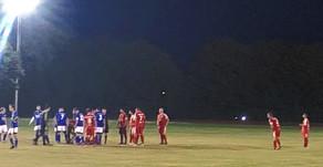 FC Domstadt Reserve spielt 0:0 gegen SpVgg Zella Loshausen II
