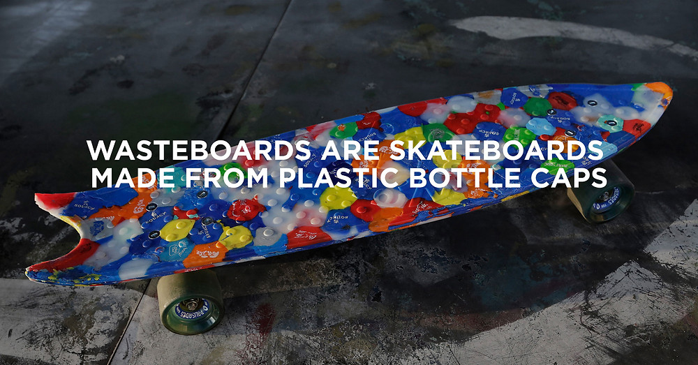 Wasteboards, recycling PP, plastics, recycling