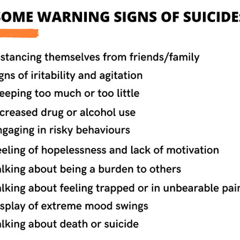 With 800,000 suicides all around the world every year, that's 1 death every 40 seconds.