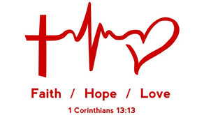 All You Need is Faith, Hope and Love