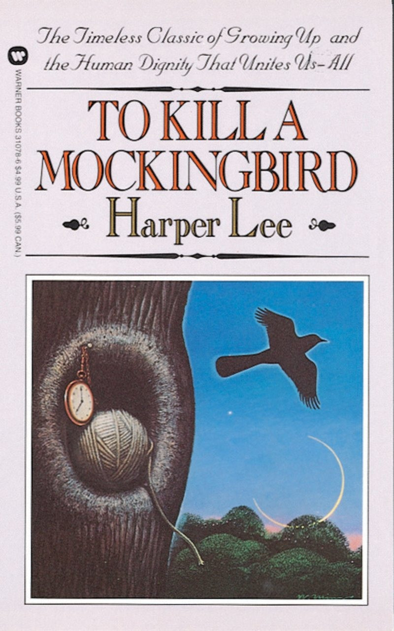 To Kill a Mockingbird by Harper Lee : the book slut book reviews thebookslut
