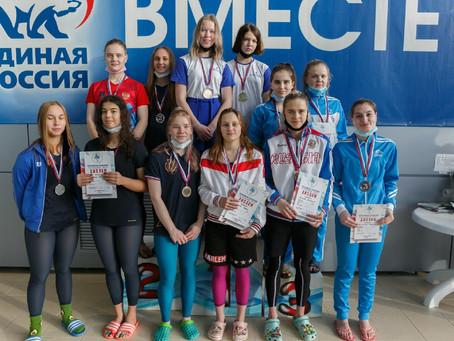 Всероссийские соревнования по подводному спорту 5.11-8.11.2020