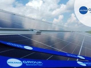 Voltage Group уклала угоди на обслуговування СЕС (25 МВт) та будівництво дахових СЕС (600 кВт)