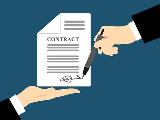 Arbeidsovereenkomst moet op schrift!