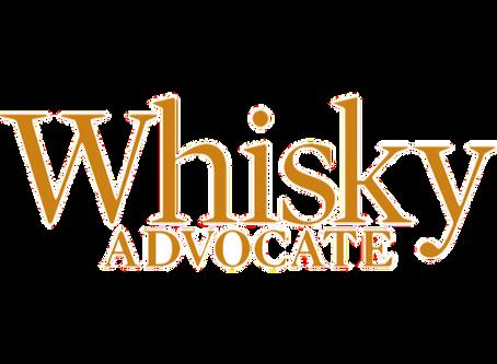 Makoto 23 Whisky Advocate Rating