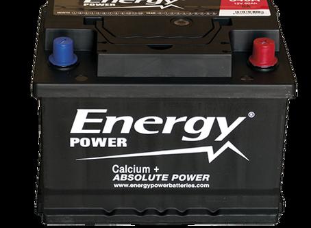 Energy Power Batteries