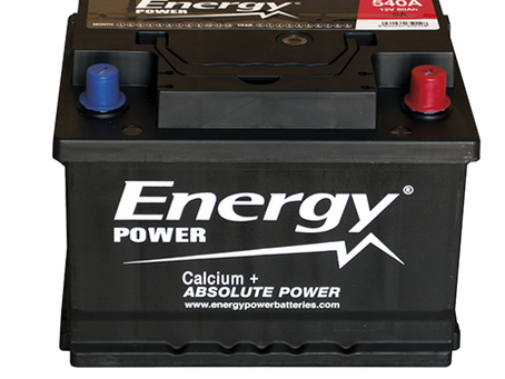 Energy Power Batteries