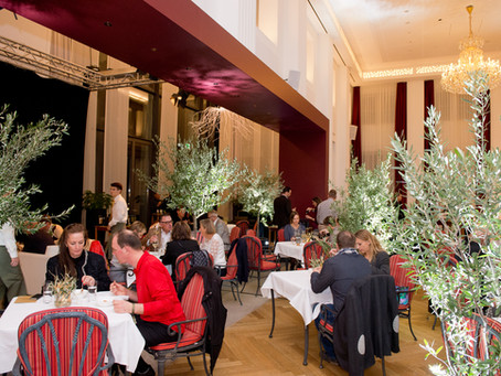 La Serata d'Oro im Grand Resort Bad Ragaz: Das Olivenöl-Event des Jahres war grossartig